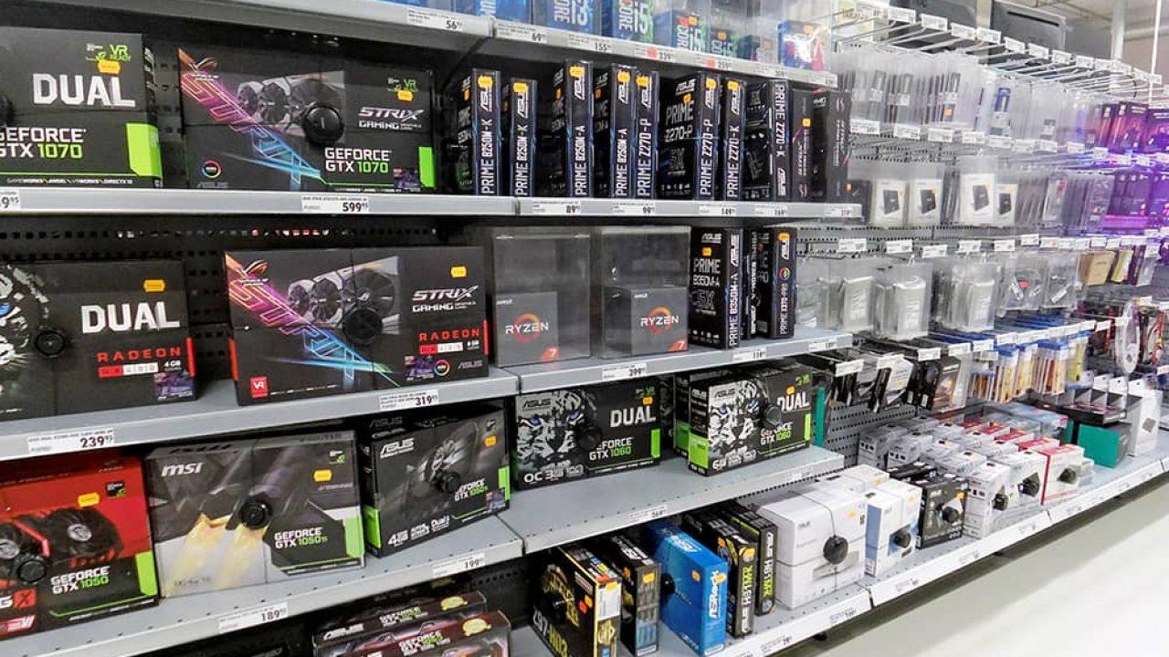 اسمبل کردن و خرید قطعات کامپیوتر